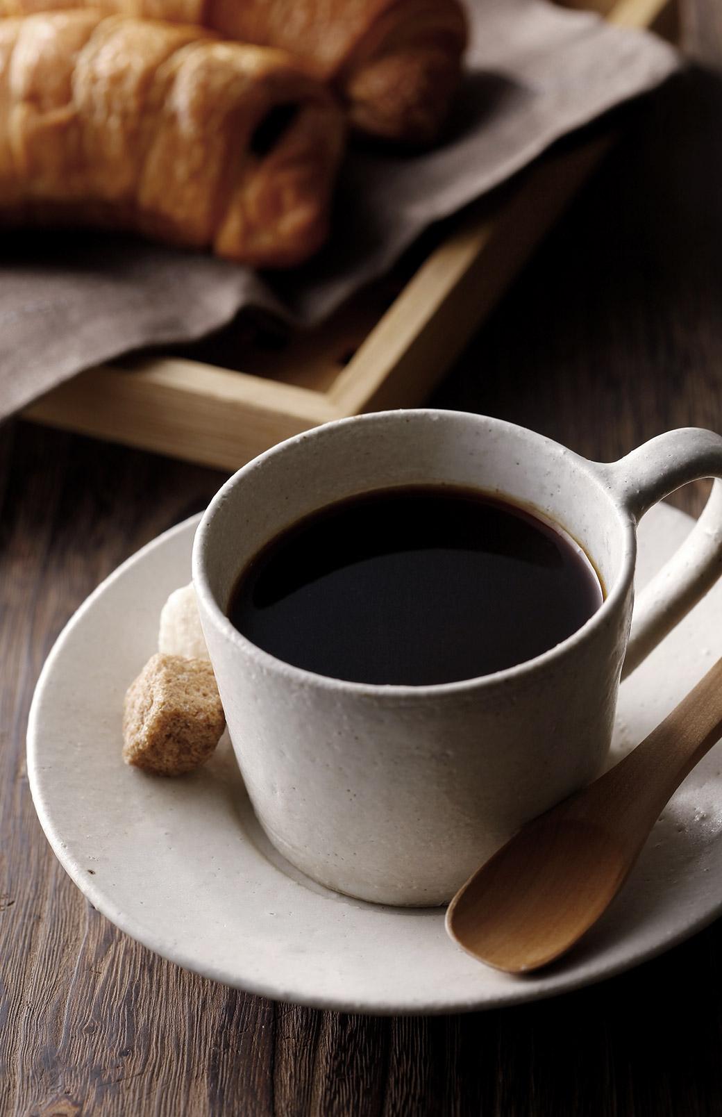 手と頭、そして<br /> 心でコーヒーを。